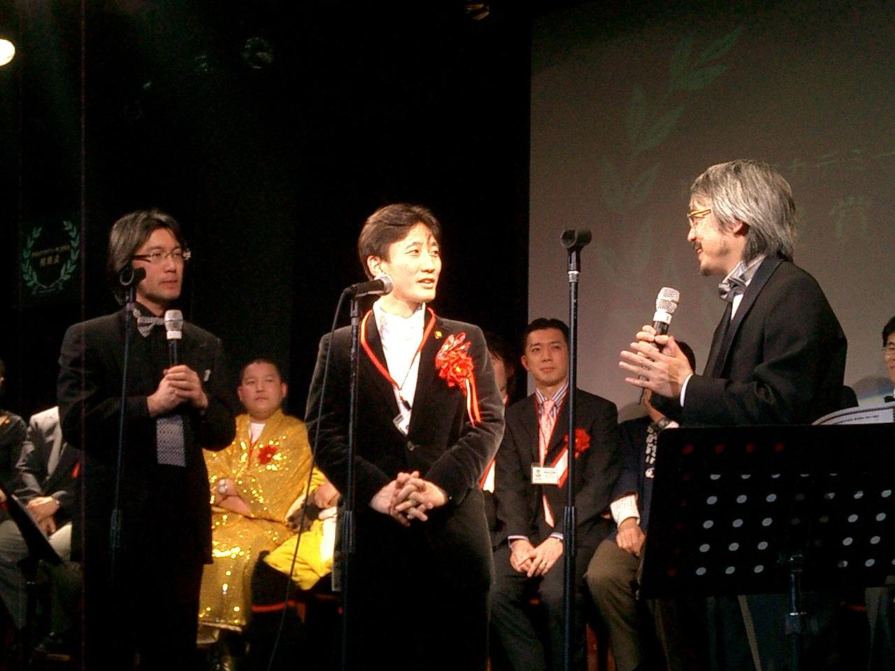 2005年社長のアカデミー賞